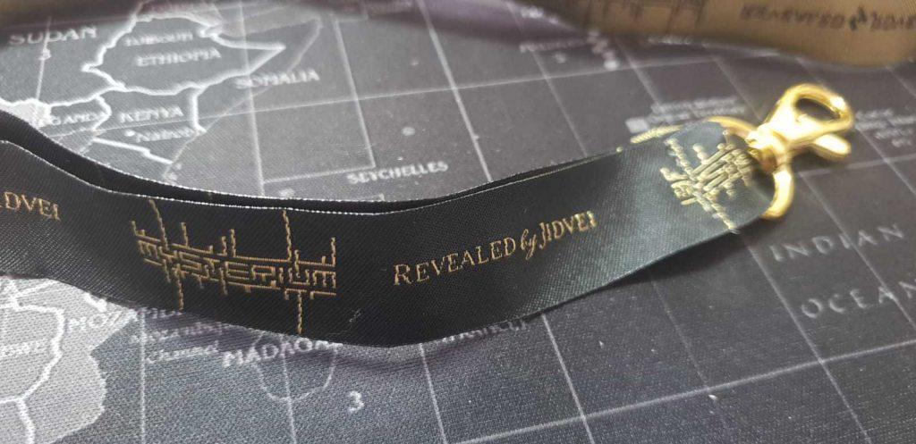 lanyard tesut snur textil lanyard textil personalizat